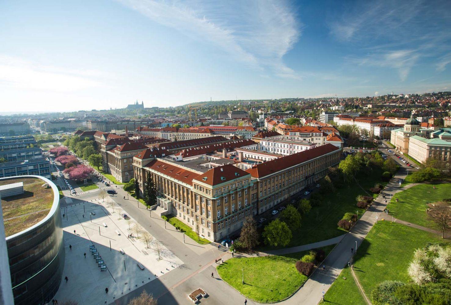 Open position - University of Chemistry and Technology, Prague