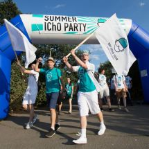 Summer IChO Party in Prague