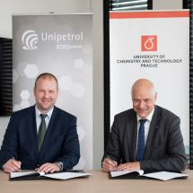 UCT Prague-Unipetrol Partnership Comes of Age - 02